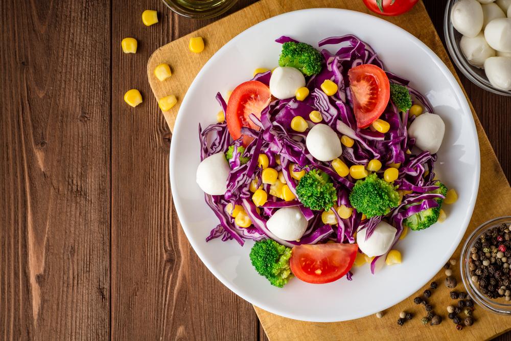 repas équilibrés et sans cuisson