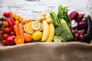 fruit et légume bio