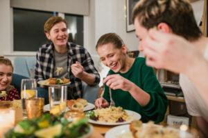 repas italien en ligne