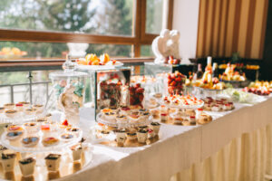 buffet unique