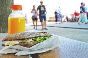sandwich-soda