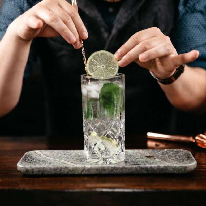 Quelles sont les meilleures recettes de cocktail à base de gin?